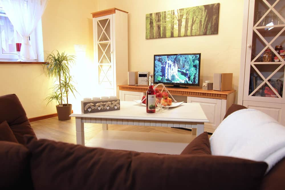 FeWo Liesbeth - Living Area