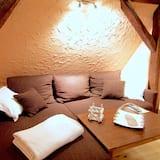 FeWo Ulrich - Living Area