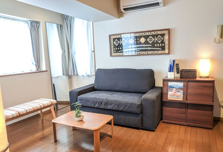 Heart of Shimokitazawa Group Stay 501, Tokyo, Tecuno Apartment 501, Living Area