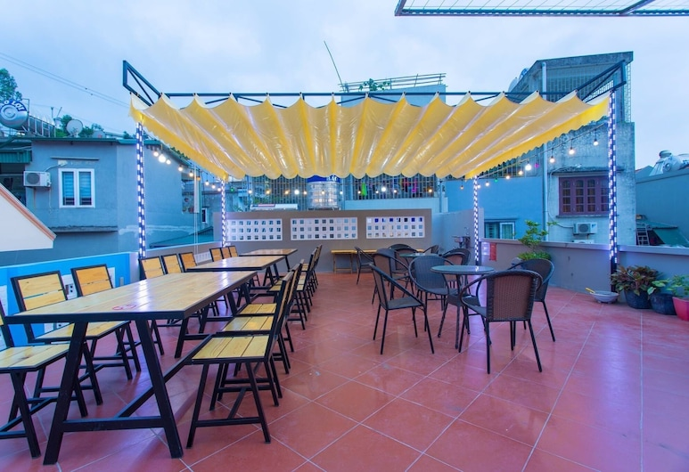 Moc Chanh Homestay, Ha Long, Terrass
