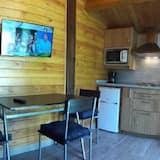 Bungaló, 1 hálószobával - Nappali rész
