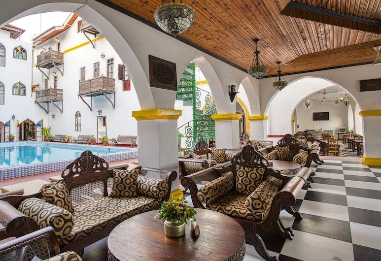 Freddie Mercury Apartments, Zanzibar Town, Outdoor Dining
