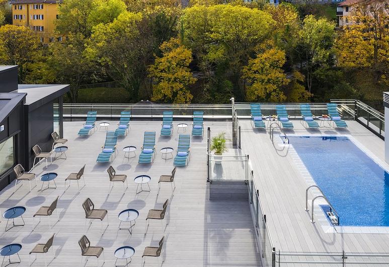 Axel Hotel San Sebastián - Adults Only, San Sebastian, Hồ bơi ngoài trời