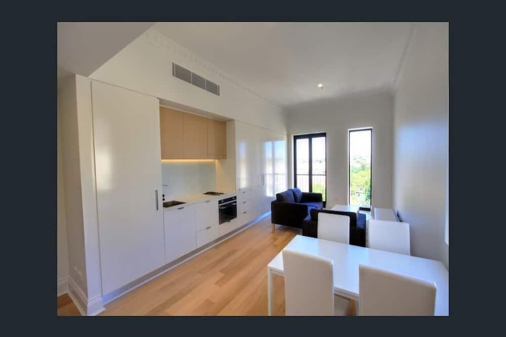 Classic Apart Daire, 1 Yatak Odası - Oturma Alanı