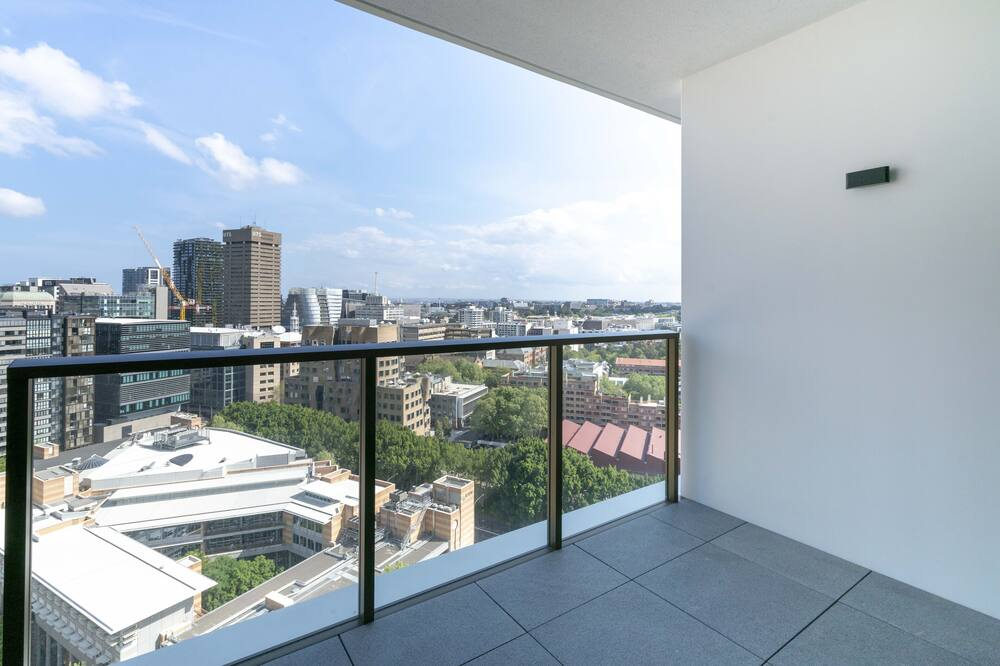 Luxury Apart Daire, 1 Yatak Odası - Balkon