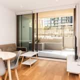 Luxusní apartmán, 1 ložnice - Obývací prostor
