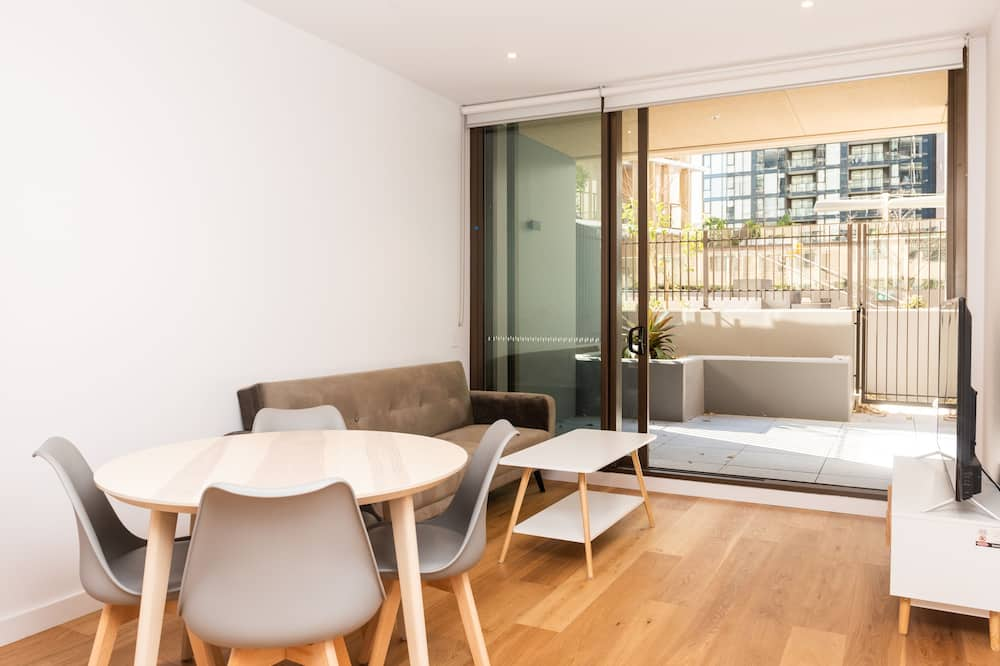 Luxury Apart Daire, 1 Yatak Odası - Oturma Alanı
