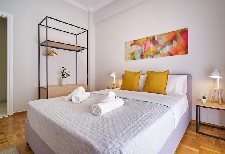 Anemoni Classic- Acropolis district, Athén, apartman, Szoba