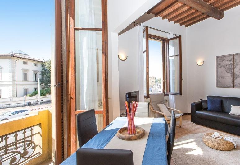 Rental In Rome Rosselli Palace Deluxe 3 Apartment, Florencia, Apartmán, 3 spálne, Obývacie priestory
