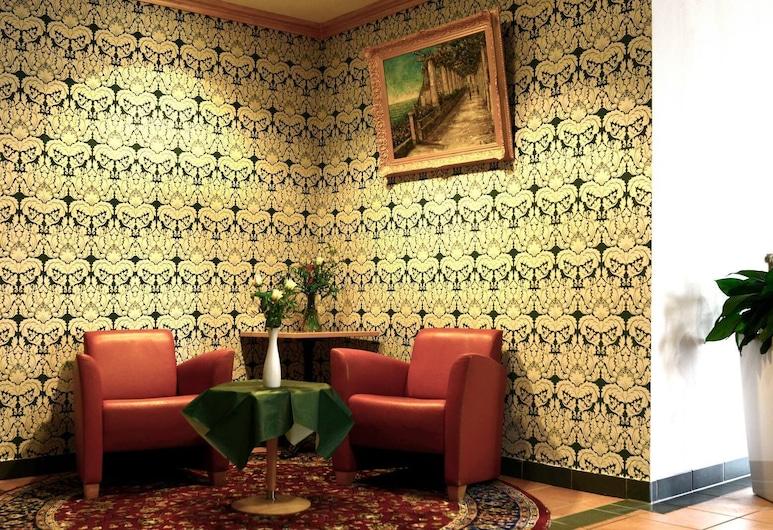 Altstadthotel Haßfurt, Hassfurt, Khu phòng khách tại tiền sảnh