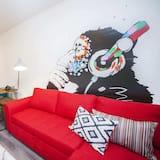 Apartamentai, 1 miegamasis (23) - Svetainė