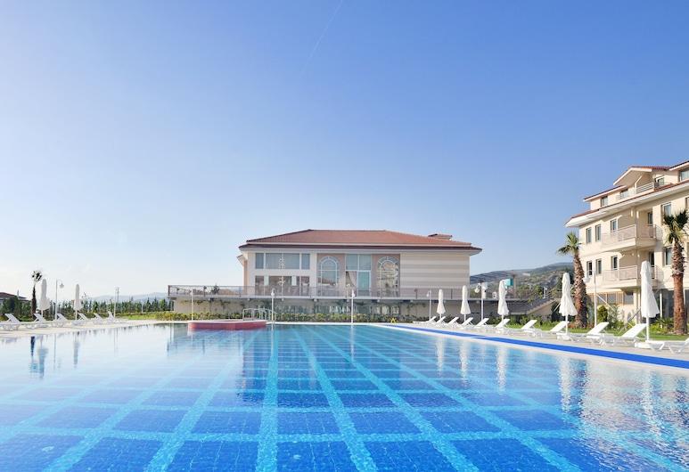 Adempira Termal & Spa Hotel, Памуккале, Стандартный номер, Вид из номера