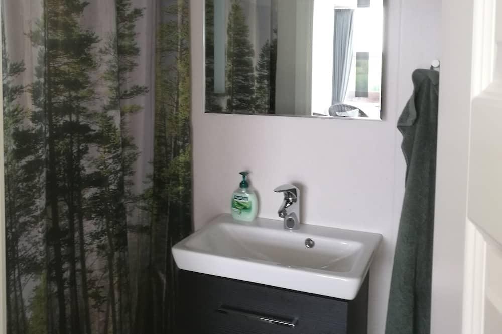 Quarto Individual Standard, Casa de Banho Privativa - Casa de banho