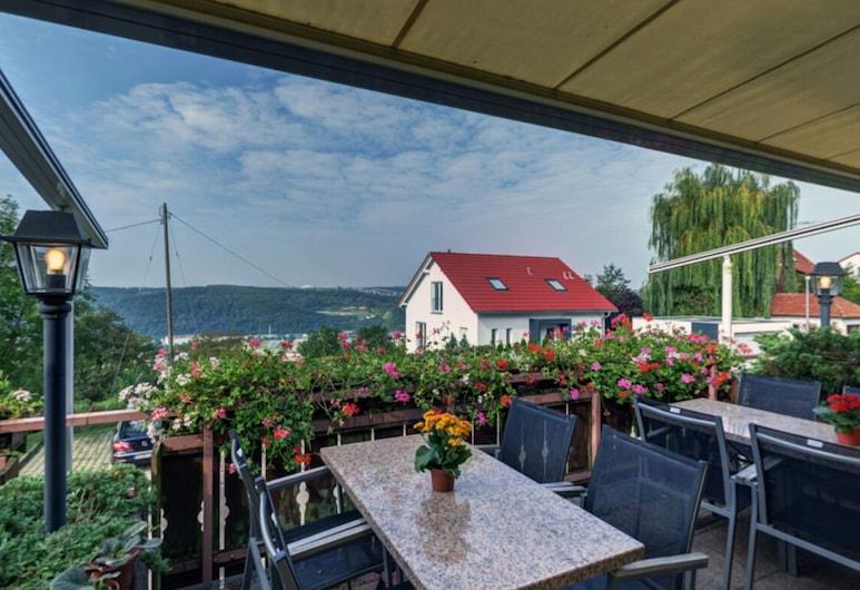 HOTEL KELTER, Eßlingen, Açık Havada Yemek