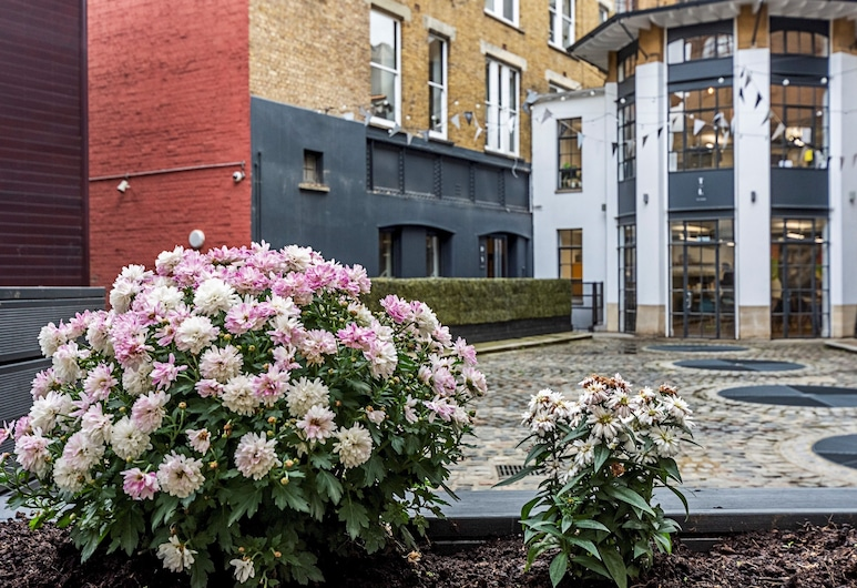 New Immaculate Studios in Tower Bridge, London, Property Grounds