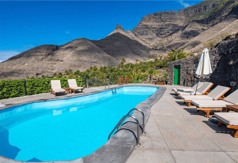 Casa Rural con piscina compartida en Agaete II, Agaete, Outdoor Pool