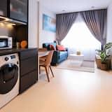 Smakfull och mysig lägenhet med 1 sovrum nära SGH / Tiong Bahru (C&D)