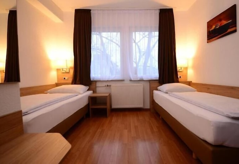 Hotel Linde, Stuttgart, Habitación con 2 camas individuales, Habitación