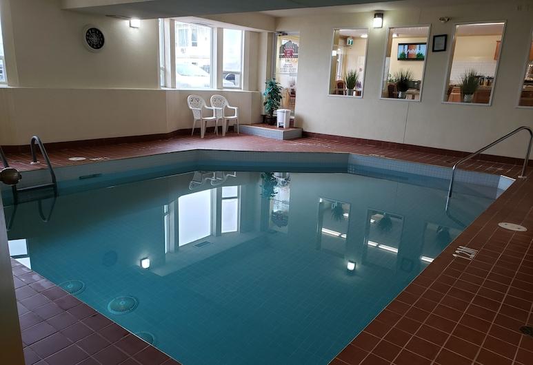 西方 1 號經濟型汽車旅館, 魯迪克, 室內游泳池