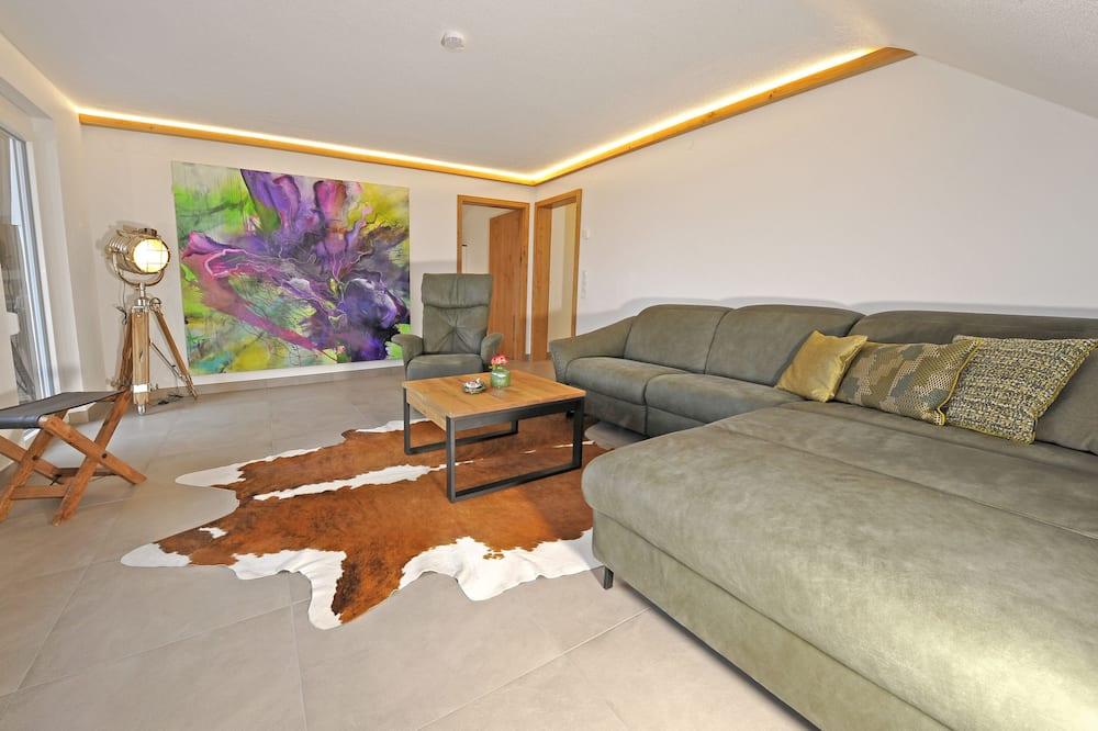 Apartment (FALKENSPITZ) - Living Room
