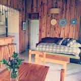 Cabaña Roble - Salle de séjour