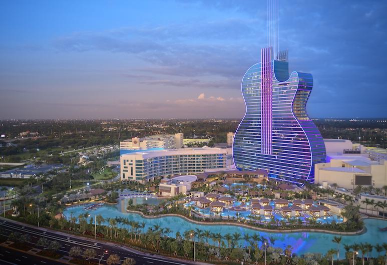 The Guitar Hotel at Seminole Hard Rock, Hollywood