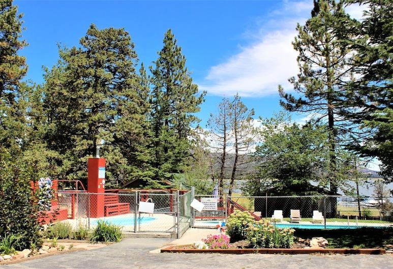 隆派恩 107 - 大熊假期酒店, 大熊湖, 單棟房屋, 1 間臥室, 住宿範圍