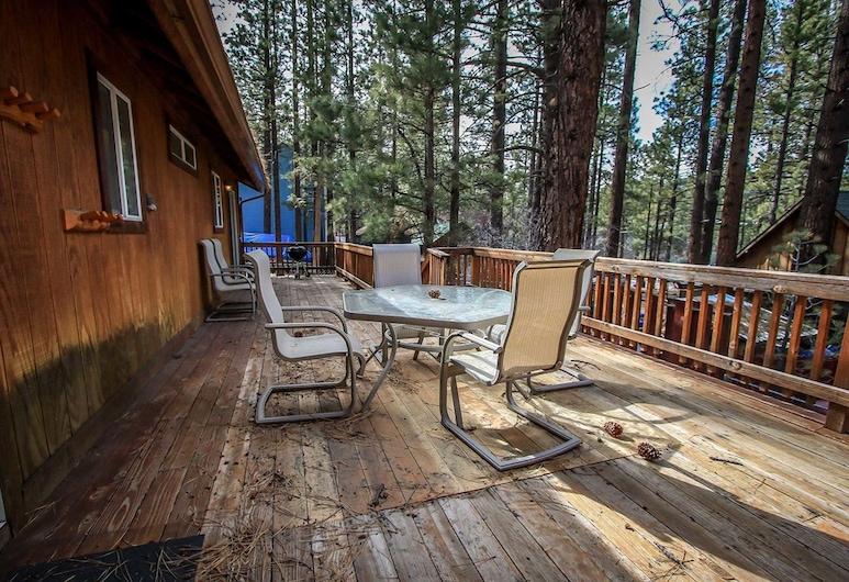 Sugar Pine-1182 by Big Bear Vacations, Big Bear, Casa, 3 Quartos, Varanda