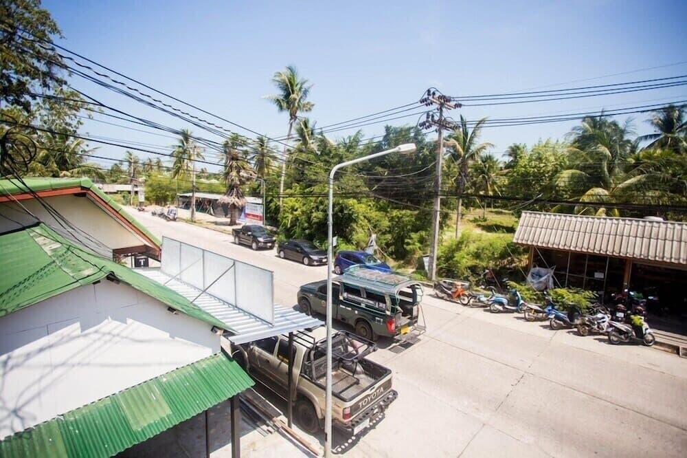 Luxury Single Room (Room 3) - Quang cảnh đường phố