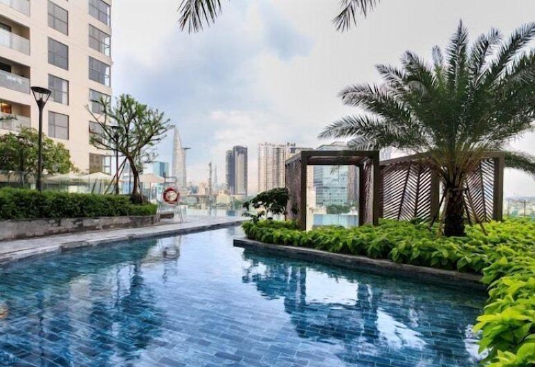 Star Glory Millennium Riverside, Ho Chi Minh City, Basen