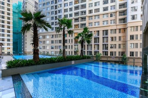 胡志明市皇家中心星光榮耀飯店/