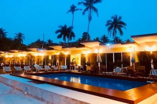哈瓦那象島游泳池別墅飯店/