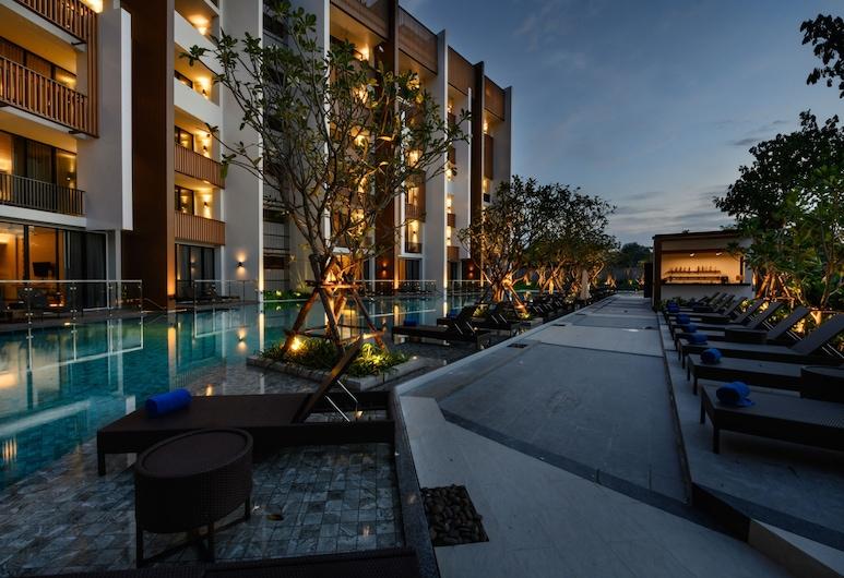 iSanook Resort & Suites Hua Hin, Hua Hin, Utendørsbasseng