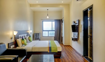 Φωτογραφία του Treebo Trend Popular Hotel, Πούνε