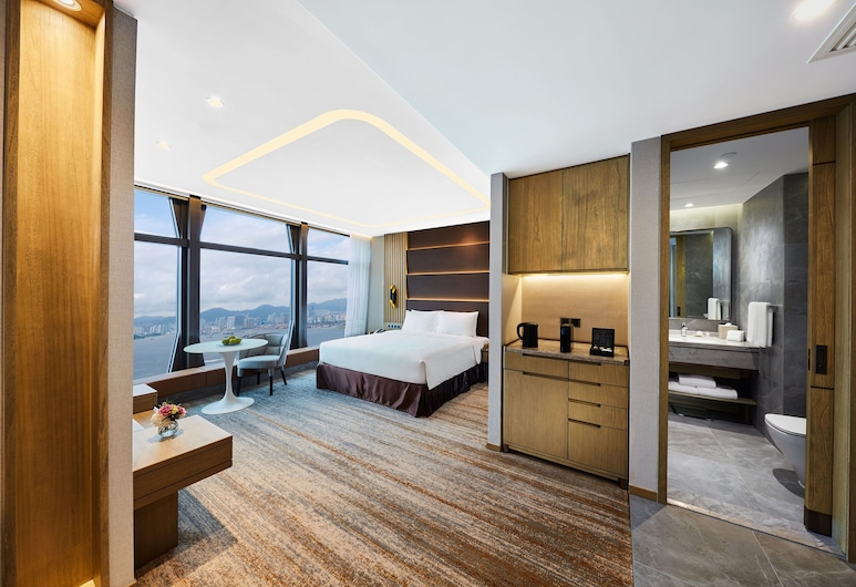 One-Eight-One Hotel & Svc Residences, Hong Kong, Harbour King, Guest Room