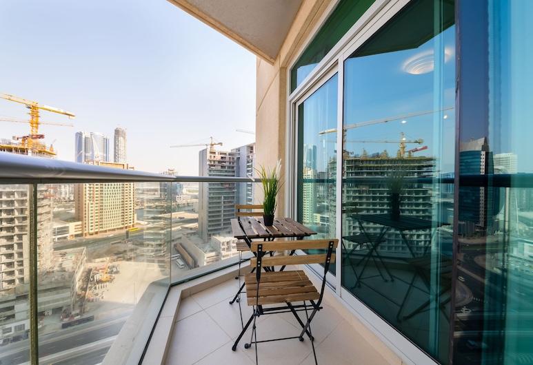 Maison Privee - Burj Views, Dubai, Apartment, Balcony