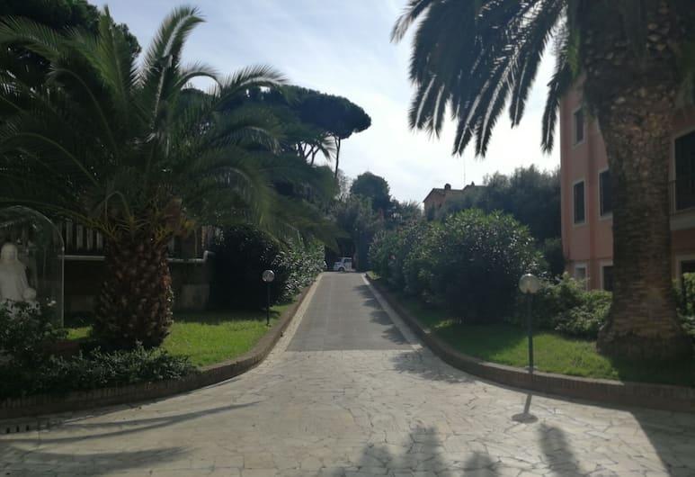 假期民宿, 羅馬, 外觀