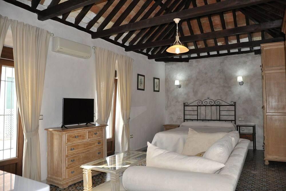 Exclusive Studio, Balcony (Campanario) - Living Area