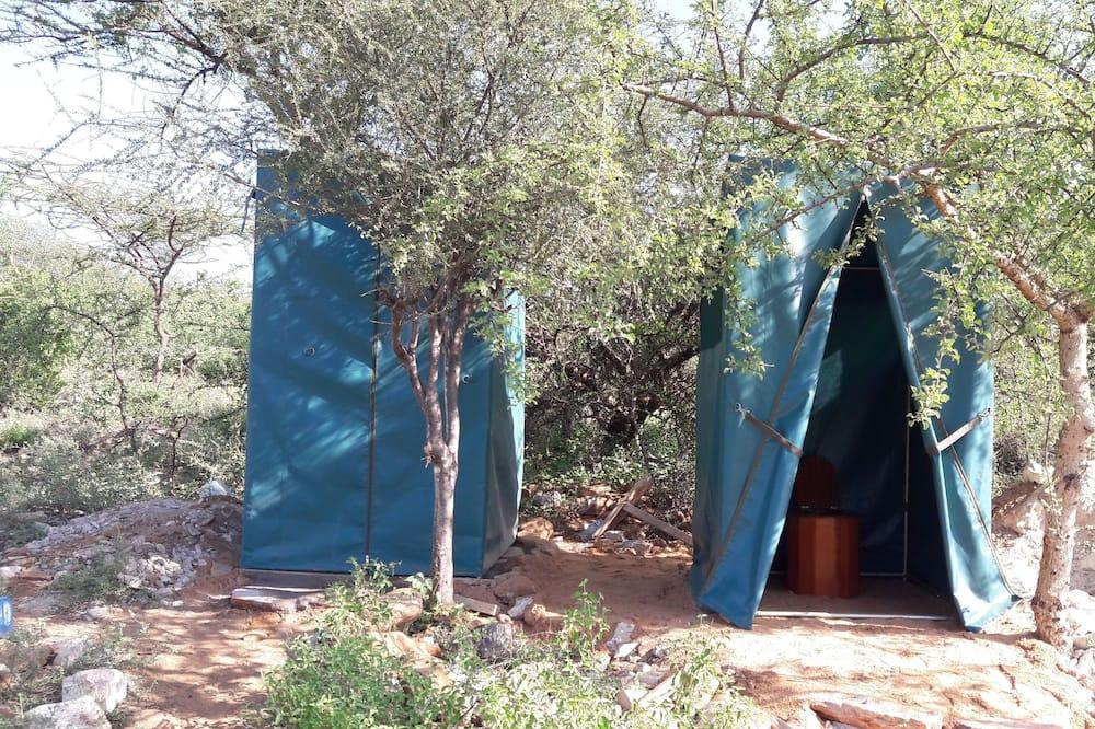 Tent - Pancuran Bilik Mandi