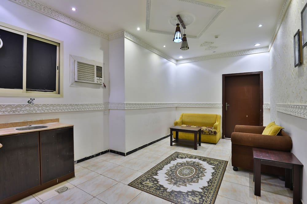 Two Bedroom Apartment Arabic - Living Area