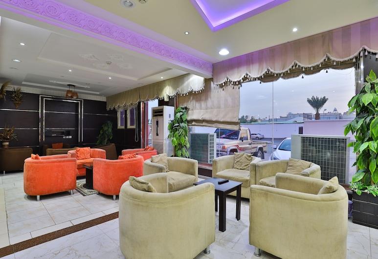 OYO 302 Maamoura, Riyadh, Lobby Sitting Area