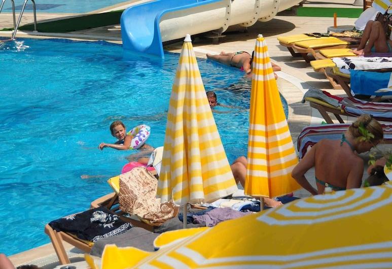 K House Hotel - All Inclusive, Alanya, Havuz