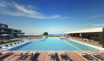 Picture of Myrion Beach Resort & Spa in Platanias