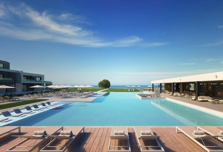Myrion Beach Resort & Spa, Platanias, Uima-allas
