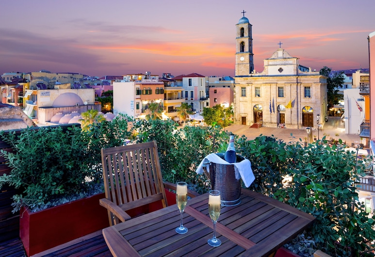 Vener Luxury Suites, Chania