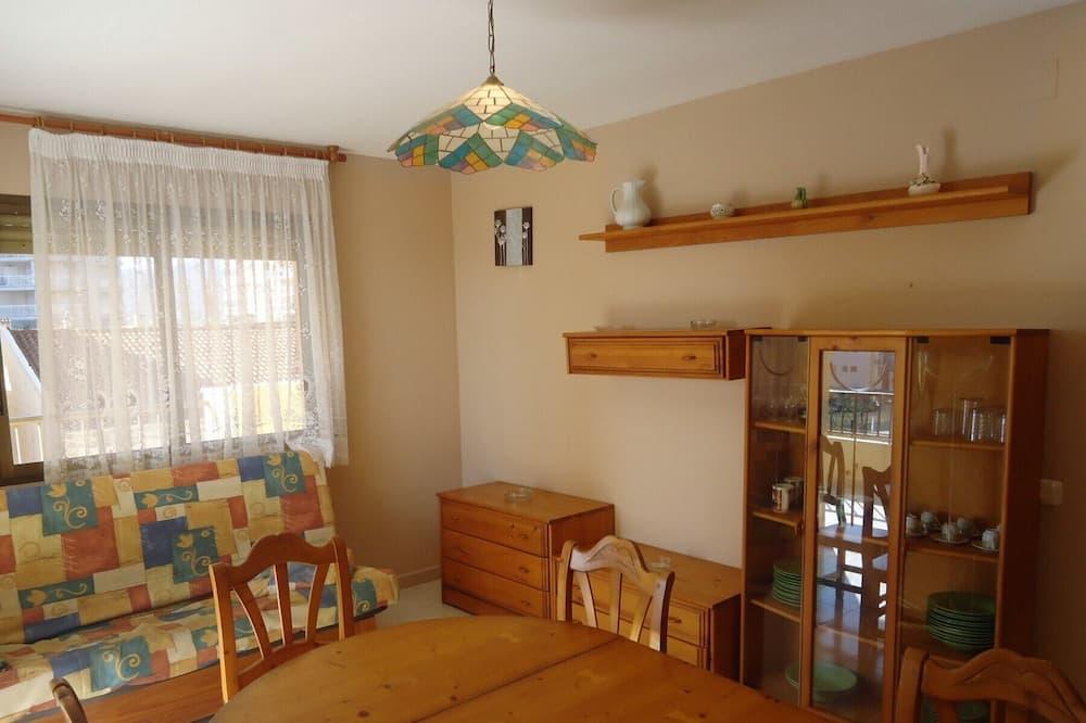 Apart Daire, 2 Yatak Odası, Teras - Oturma Alanı