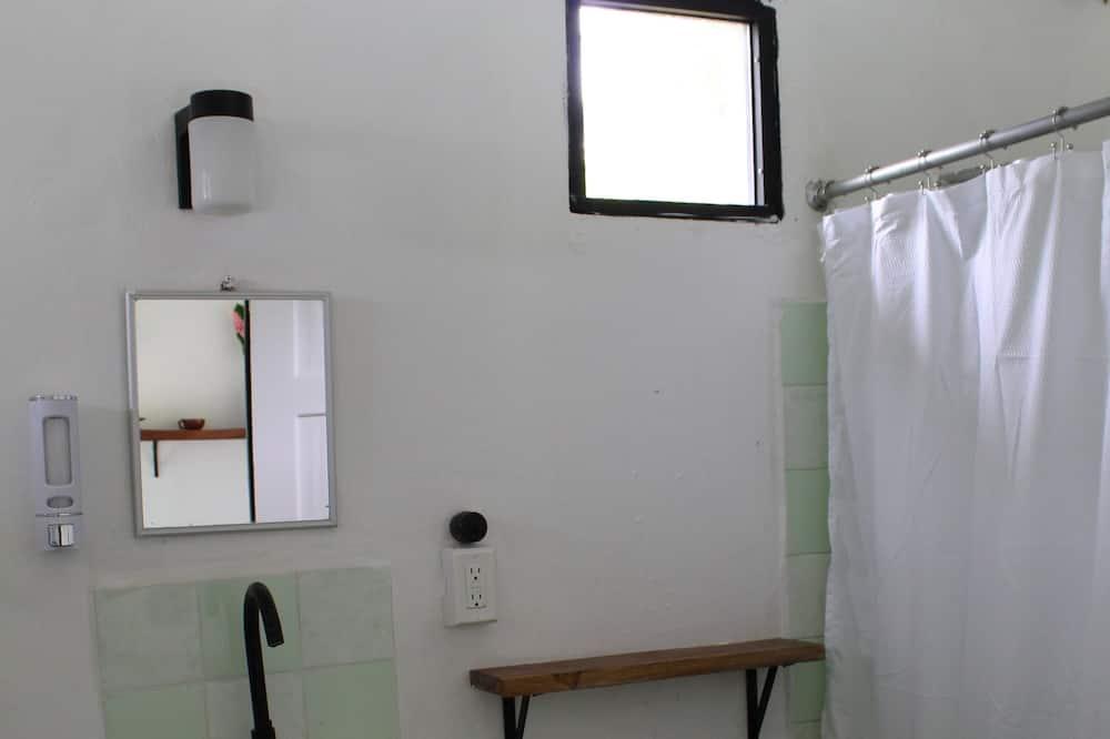 Comfort Cabin, 1 Double Bed - Bathroom