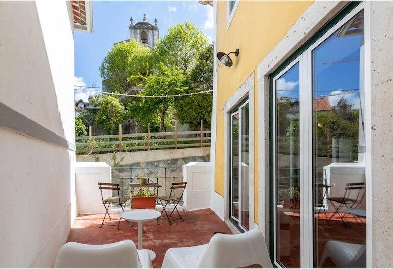 Sintra 1012 Boutique Guest House, Sintra, Apartmán, balkón, Terasa