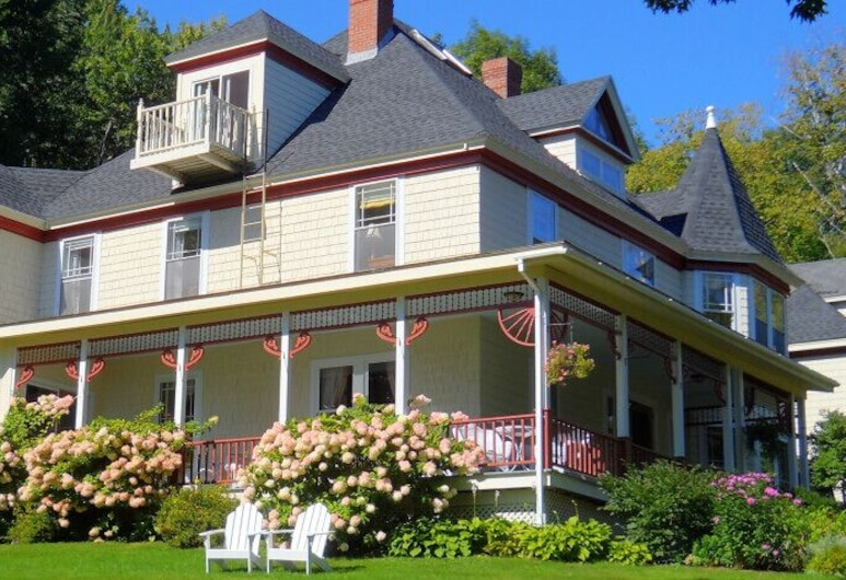 Victorian By The Sea Bed and Breakfast, Lincolnville