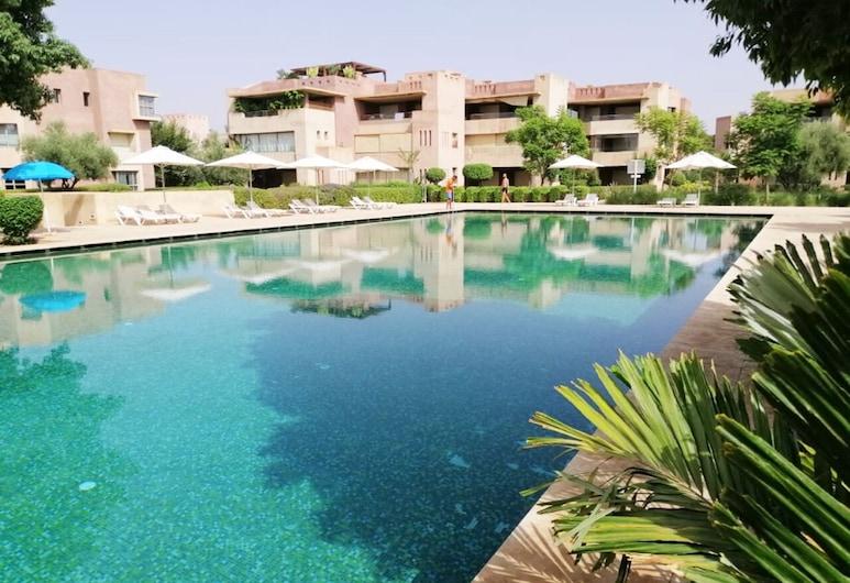 Résidence Prestigia, Marrakesh, Kolam Renang Luar Ruangan